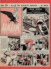 Cover for Hauk (Serieforlaget / Se-Bladene / Stabenfeldt, 1955 series) #29/1956