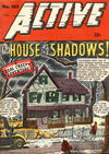 Cover for Active Comics (Bell Features, 1942 series) #105