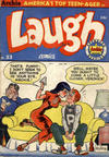 Cover for Laugh Comics (Bell Features, 1948 series) #33