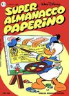 Cover for Super Almanacco Paperino (Arnoldo Mondadori Editore, 1980 series) #1