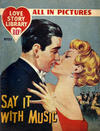 Cover for Love Story Picture Library (IPC, 1952 series) #133