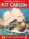 Cover for Cowboy Comics (Amalgamated Press, 1950 series) #64