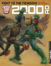 Cover for 2000 AD (Rebellion, 2001 series) #1921