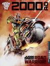 Cover for 2000 AD (Rebellion, 2001 series) #1922