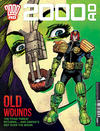 Cover for 2000 AD (Rebellion, 2001 series) #1926