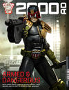 Cover for 2000 AD (Rebellion, 2001 series) #1929