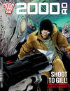 Cover for 2000 AD (Rebellion, 2001 series) #1931