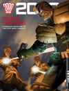 Cover for 2000 AD (Rebellion, 2001 series) #1933