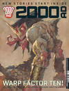Cover for 2000 AD (Rebellion, 2001 series) #1934
