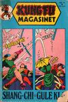 Cover for Kung-Fu magasinet (Interpresse, 1975 series) #15