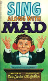 Cover for Sing Along With Mad (New American Library, 1970 series) #P4425
