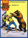 Cover for Maxi Tex (Hjemmet / Egmont, 2008 series) #44 - Virginia City