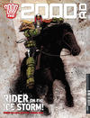 Cover for 2000 AD (Rebellion, 2001 series) #1947