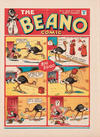 Cover for The Beano Comic (D.C. Thomson, 1938 series) #5