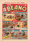 Cover for The Beano Comic (D.C. Thomson, 1938 series) #36