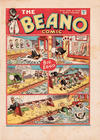 Cover for The Beano Comic (D.C. Thomson, 1938 series) #37