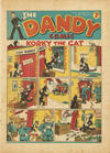 Cover for The Dandy Comic (D.C. Thomson, 1937 series) #8
