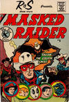 Cover Thumbnail for Masked Raider (1959 series) #5 [R & S]