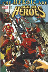 Cover for Age of Heroes (Marvel, 2011 series)
