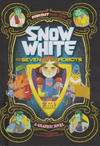 Cover for Far Out Fairy Tales (Capstone Publishers, 2015 series) #[nn] - Snow White and the Seven Robots