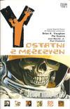 Cover for Y ostatni z mężczyzn (Manzoku, 2008 series) #3 - Jeden mały krok