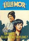 Cover for Lillemor (Serieforlaget / Se-Bladene / Stabenfeldt, 1969 series) #11/1978