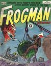 Cover for Frogman Comics (Thorpe & Porter, 1952 series) #5
