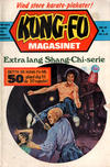 Cover for Kung-Fu magasinet (Interpresse, 1975 series) #50