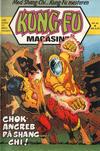 Cover for Kung-Fu magasinet (Interpresse, 1975 series) #60