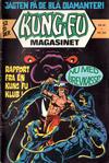 Cover for Kung-Fu magasinet (Interpresse, 1975 series) #82