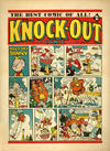 Cover for Knockout (Amalgamated Press, 1939 series) #31