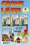 Cover for Grove løjer (Egmont, 1999 series) #4
