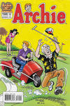 Cover for Archie (Archie, 1959 series) #569 [Direct Edition]