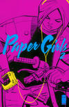Cover for Paper Girls (Image, 2015 series) #2