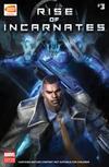 Cover for Rise of Incarnates (Marvel, 2014 series) #3