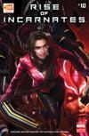 Cover for Rise of Incarnates (Marvel, 2014 series) #10