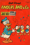 Cover for Anders And & Co. (Egmont, 1949 series) #39/1966