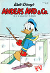 Cover for Anders And & Co. (Egmont, 1949 series) #2/1967