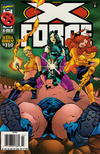Cover Thumbnail for X-Force (1991 series) #52 [Newsstand]