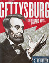 Cover for Gettysburg: The Graphic Novel (HarperCollins, 2009 series)