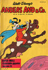 Cover for Anders And & Co. (Egmont, 1949 series) #20/1971