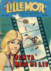 Cover Thumbnail for Lillemor (Serieforlaget / Se-Bladene / Stabenfeldt, 1969 series) #4/1974