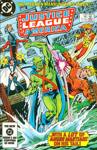 Cover Thumbnail for Justice League of America (DC, 1960 series) #228 [Direct]