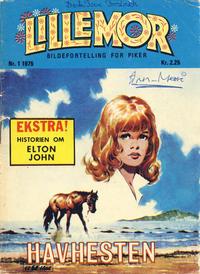 Cover Thumbnail for Lillemor (Serieforlaget / Se-Bladene / Stabenfeldt, 1969 series) #1/1975