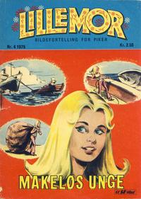 Cover Thumbnail for Lillemor (Serieforlaget / Se-Bladene / Stabenfeldt, 1969 series) #4/1975