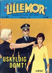 Cover Thumbnail for Lillemor (Serieforlaget / Se-Bladene / Stabenfeldt, 1969 series) #7/1975
