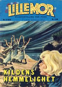Cover Thumbnail for Lillemor (Serieforlaget / Se-Bladene / Stabenfeldt, 1969 series) #8/1975