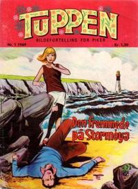Cover Thumbnail for Tuppen (Serieforlaget / Se-Bladene / Stabenfeldt, 1969 series) #1/1969