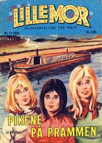 Cover Thumbnail for Lillemor (Serieforlaget / Se-Bladene / Stabenfeldt, 1969 series) #11/1975