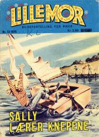 Cover Thumbnail for Lillemor (Serieforlaget / Se-Bladene / Stabenfeldt, 1969 series) #12/1975